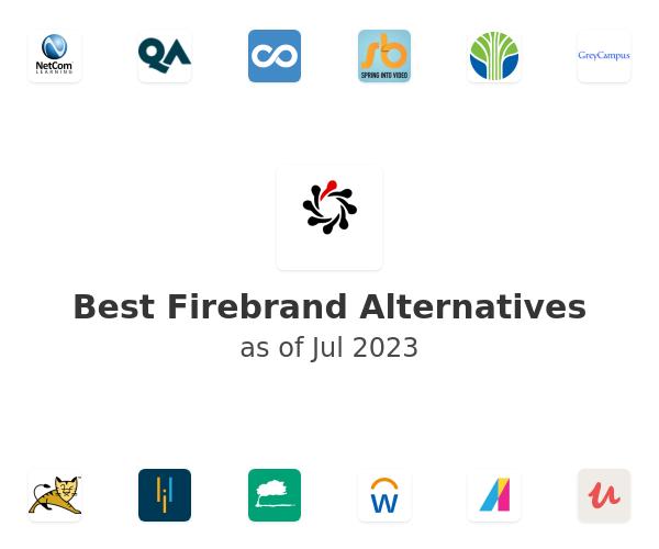Best Firebrand Alternatives