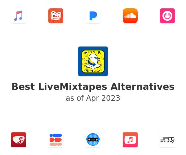 Best LiveMixtapes Alternatives