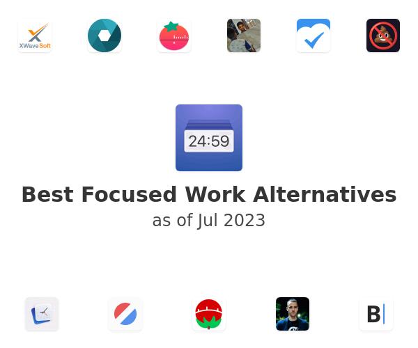 Best Focused Work Alternatives