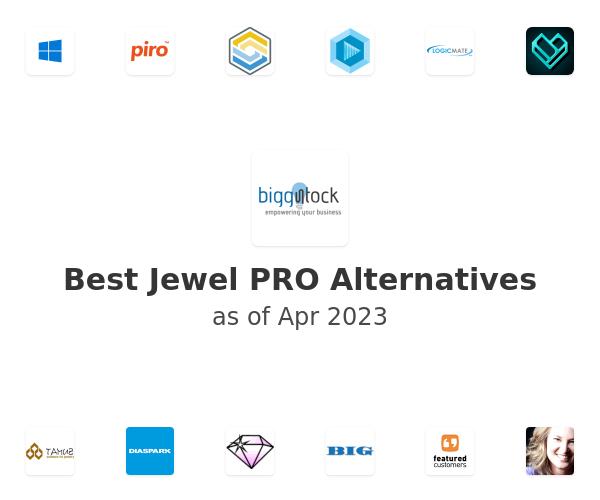 Best Jewel PRO Alternatives