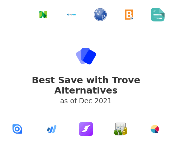 Best Save with Trove Alternatives