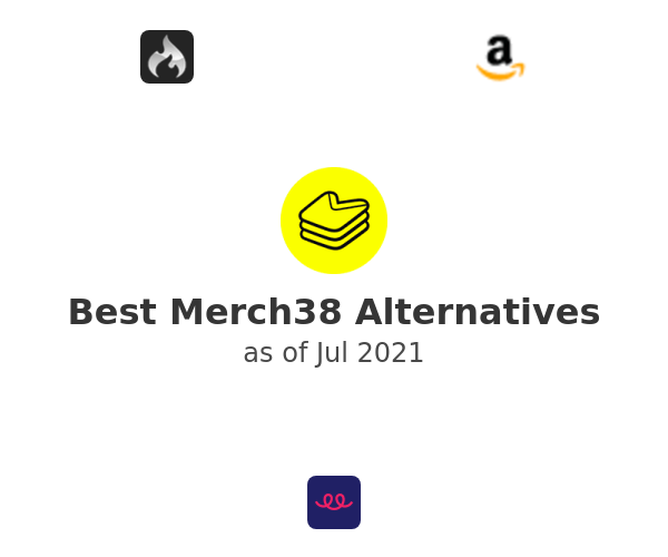 Best Merch38 Alternatives