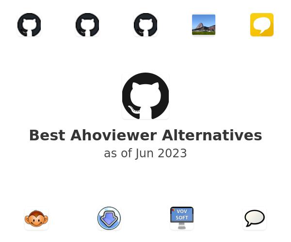 Best Ahoviewer Alternatives
