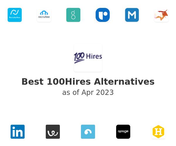 Best 100Hires Alternatives
