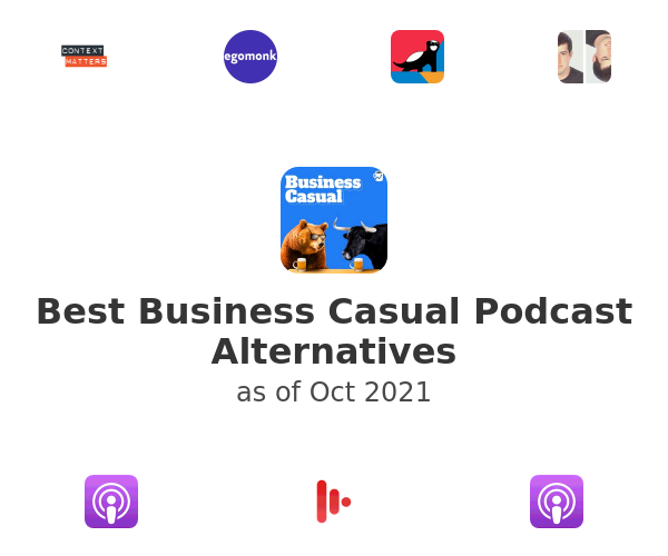 Best Business Casual Podcast Alternatives