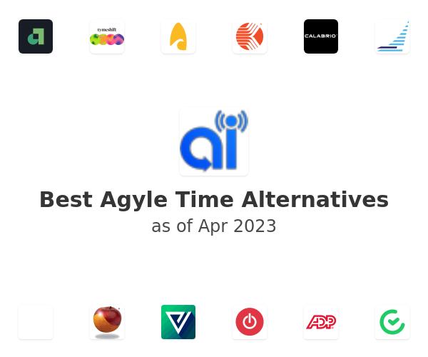 Best Agyle Time Alternatives