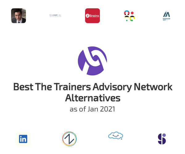 Best The Trainers Advisory Network Alternatives