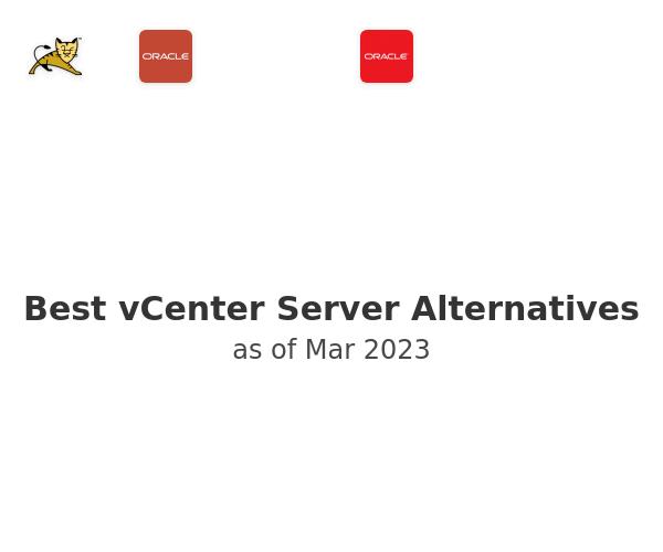 Best vCenter Server Alternatives