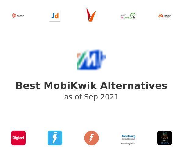 Best MobiKwik Alternatives