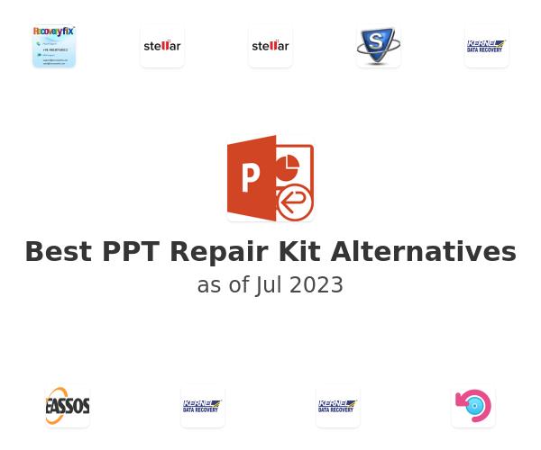 Best PPT Repair Kit Alternatives