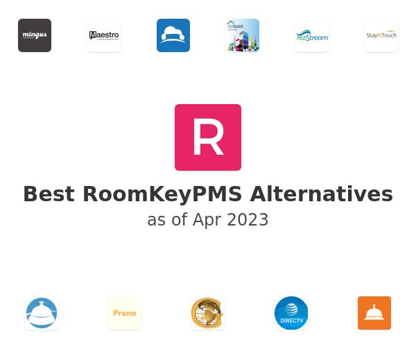 Best RoomKeyPMS Alternatives