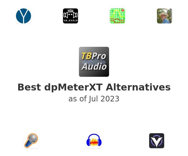 Best dpMeterXT Alternatives