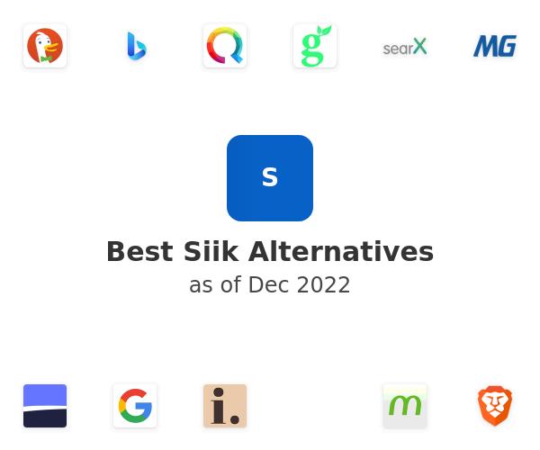 Best Siik Alternatives