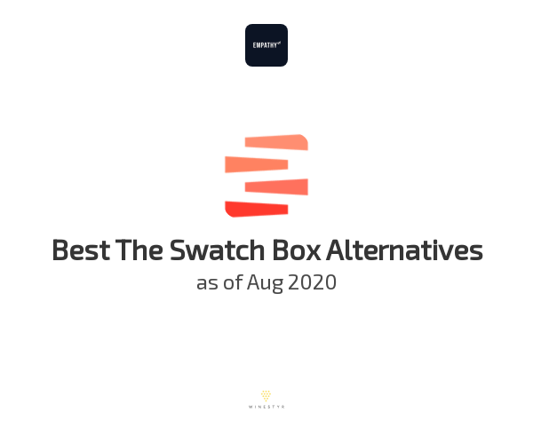 Best The Swatch Box Alternatives