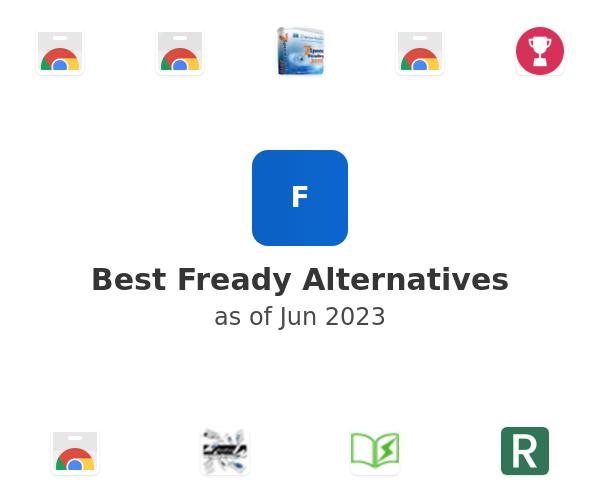 Best Fready Alternatives