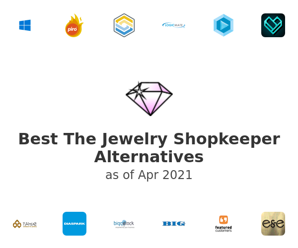 Best The Jewelry Shopkeeper Alternatives