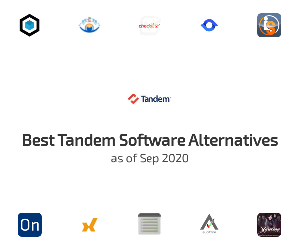 Best Tandem Software Alternatives