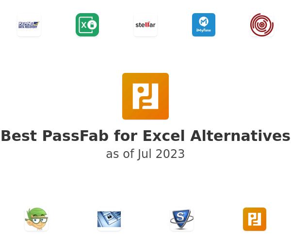 Best PassFab for Excel Alternatives