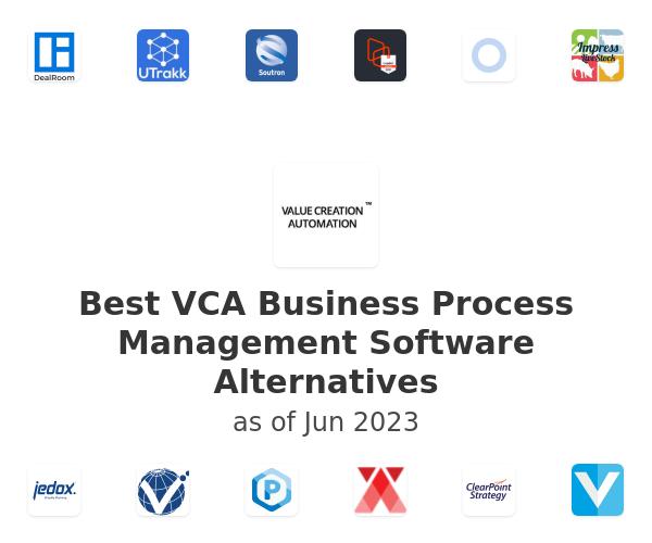 Best VCA Business Process Management Software Alternatives