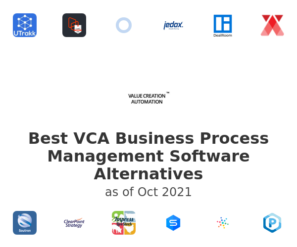 Best VCA Business Process Management Software Alternatives