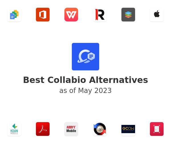Best Collabio Alternatives