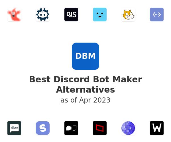 Best Discord Bot Maker Alternatives