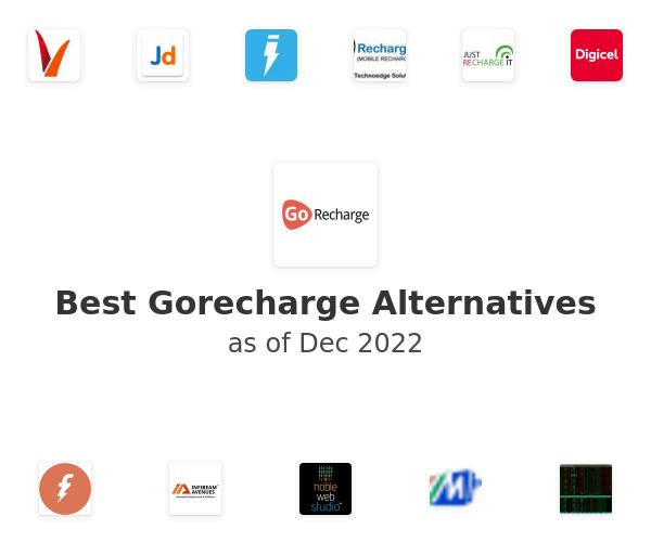 Best Gorecharge Alternatives