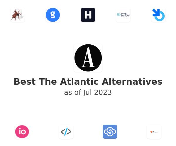 Best The Atlantic Alternatives