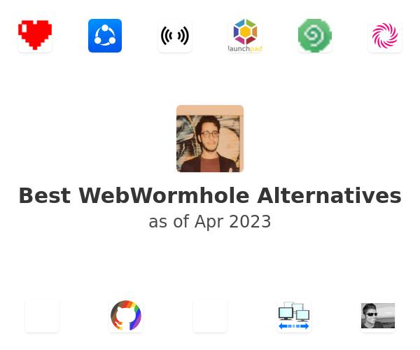Best WebWormhole Alternatives