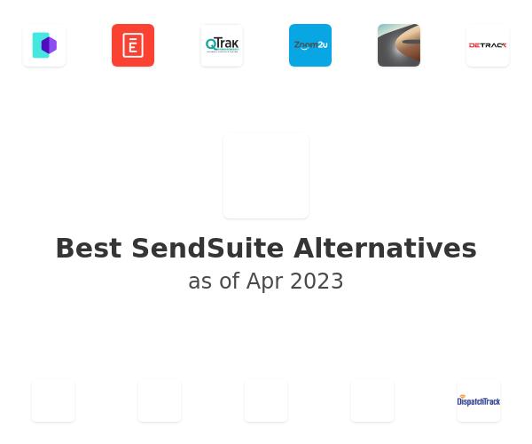 Best SendSuite Alternatives