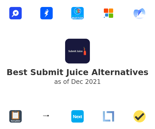 Best Submit Juice Alternatives