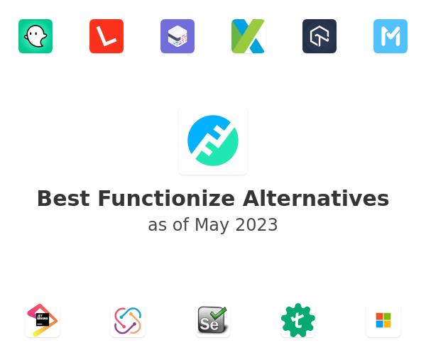 Best Functionize Alternatives