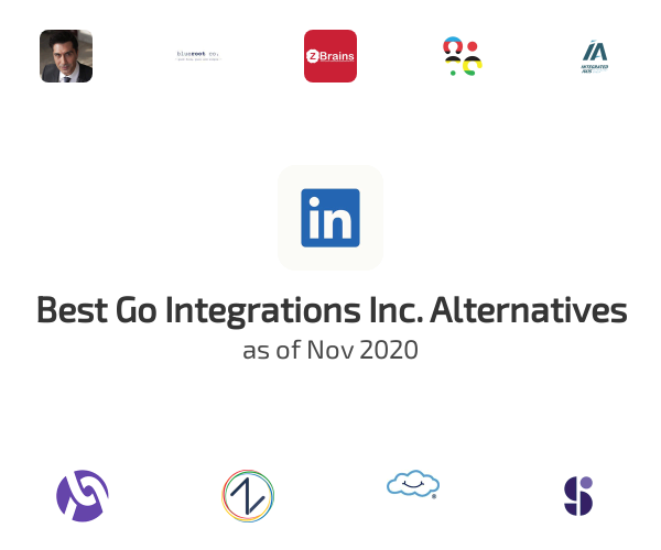 Best Go Integrations Inc. Alternatives
