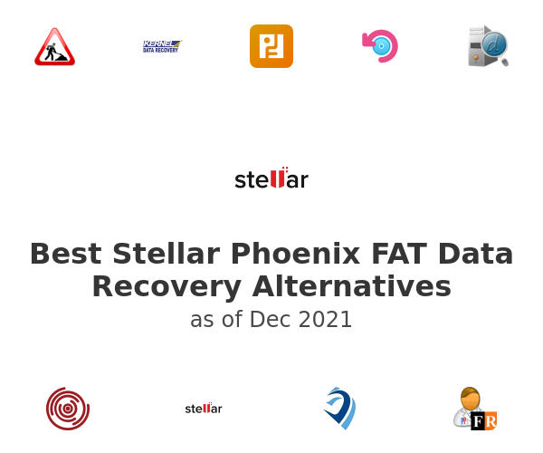 Best Stellar Phoenix FAT Data Recovery Alternatives