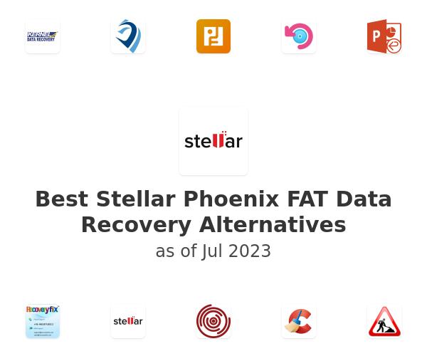 Best Stellar Phoenix FAT Data Recovery Alternatives
