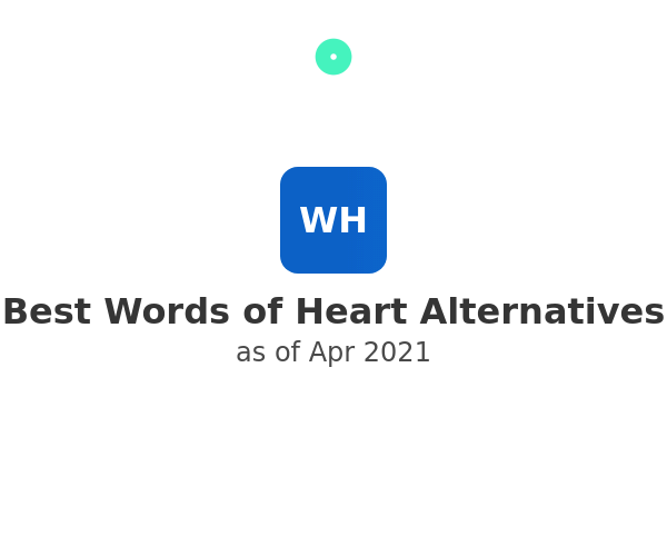 Best Words of Heart Alternatives