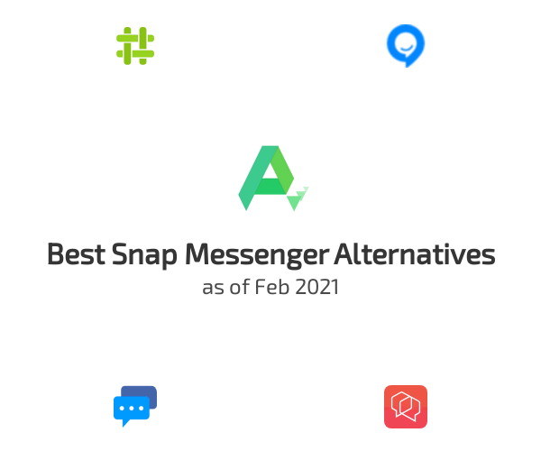 Best Snap Messenger Alternatives
