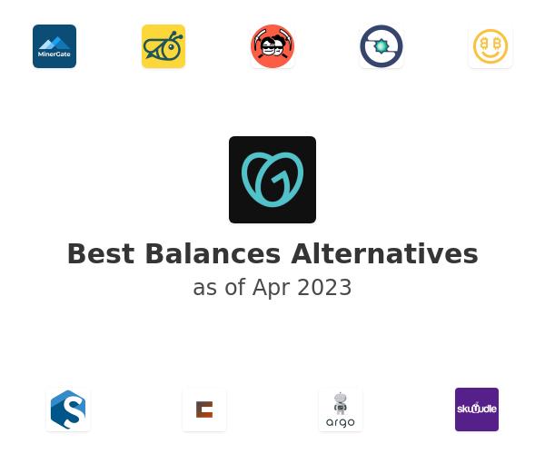 Best Balances Alternatives
