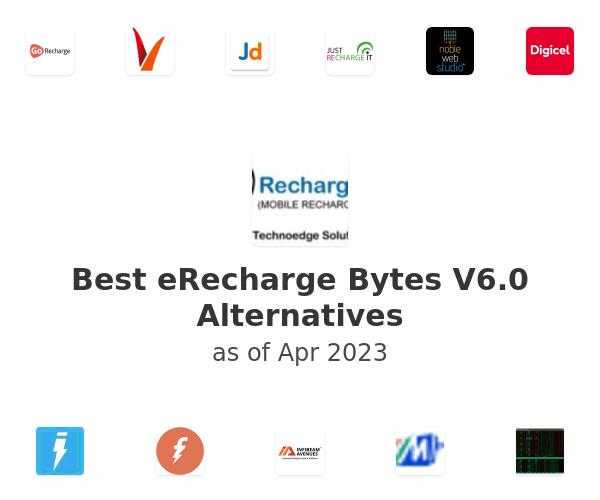Best eRecharge Bytes V6.0 Alternatives