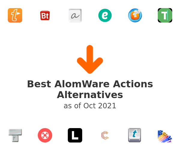 Best AlomWare Actions Alternatives
