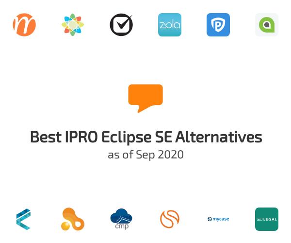 Best IPRO Eclipse SE Alternatives