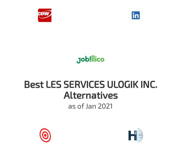 Best LES SERVICES ULOGIK INC. Alternatives
