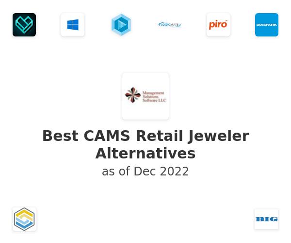 Best CAMS Retail Jeweler Alternatives
