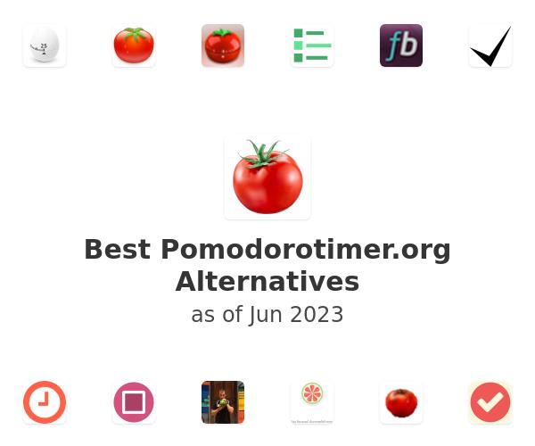Best Pomodorotimer.org Alternatives