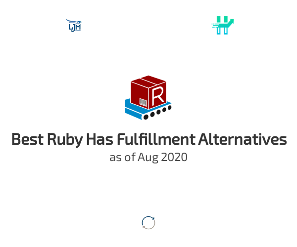 Best Ruby Has Fulfillment Alternatives