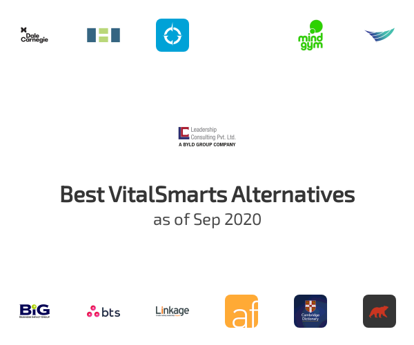 Best VitalSmarts Alternatives
