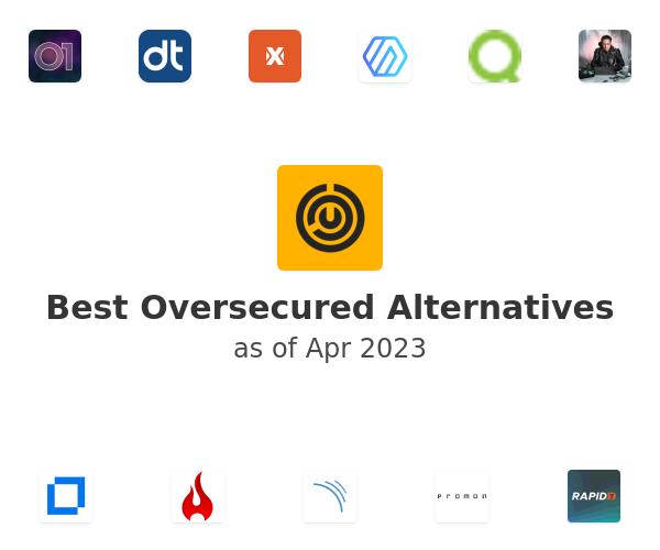 Best Oversecured Alternatives