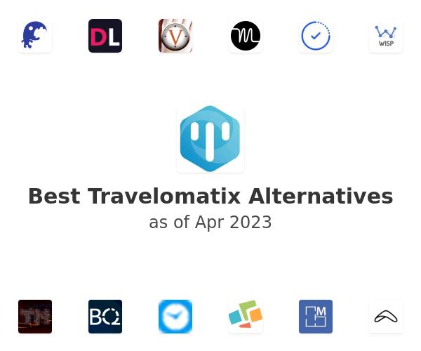 Best Travelomatix Alternatives