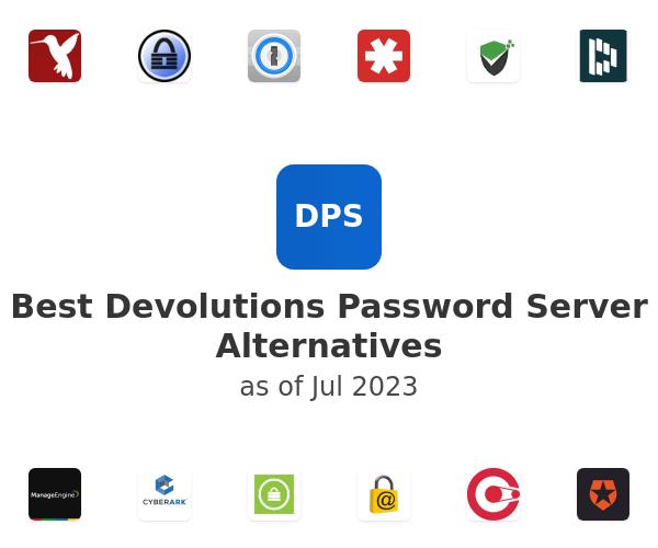 Best Devolutions Password Server Alternatives