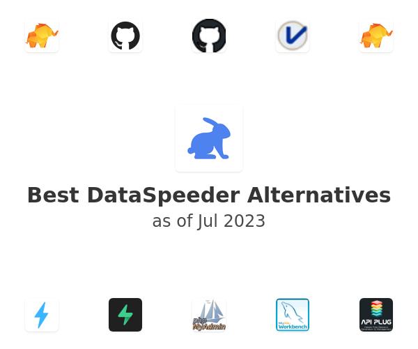 Best DataSpeeder Alternatives